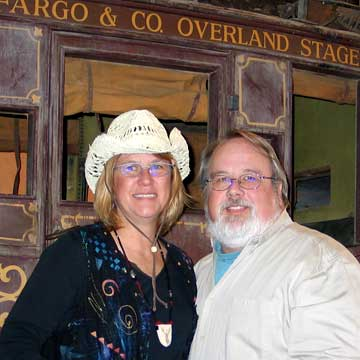 Your Hosts in Tombstone, AZ